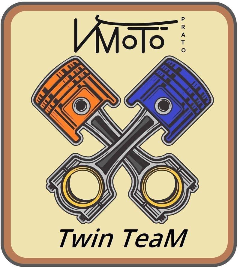 """TWIN TEAM: nasce il logo del team che sosterrà il progetto """"Yamaha Tenerè 700 360° Test Tour"""""""