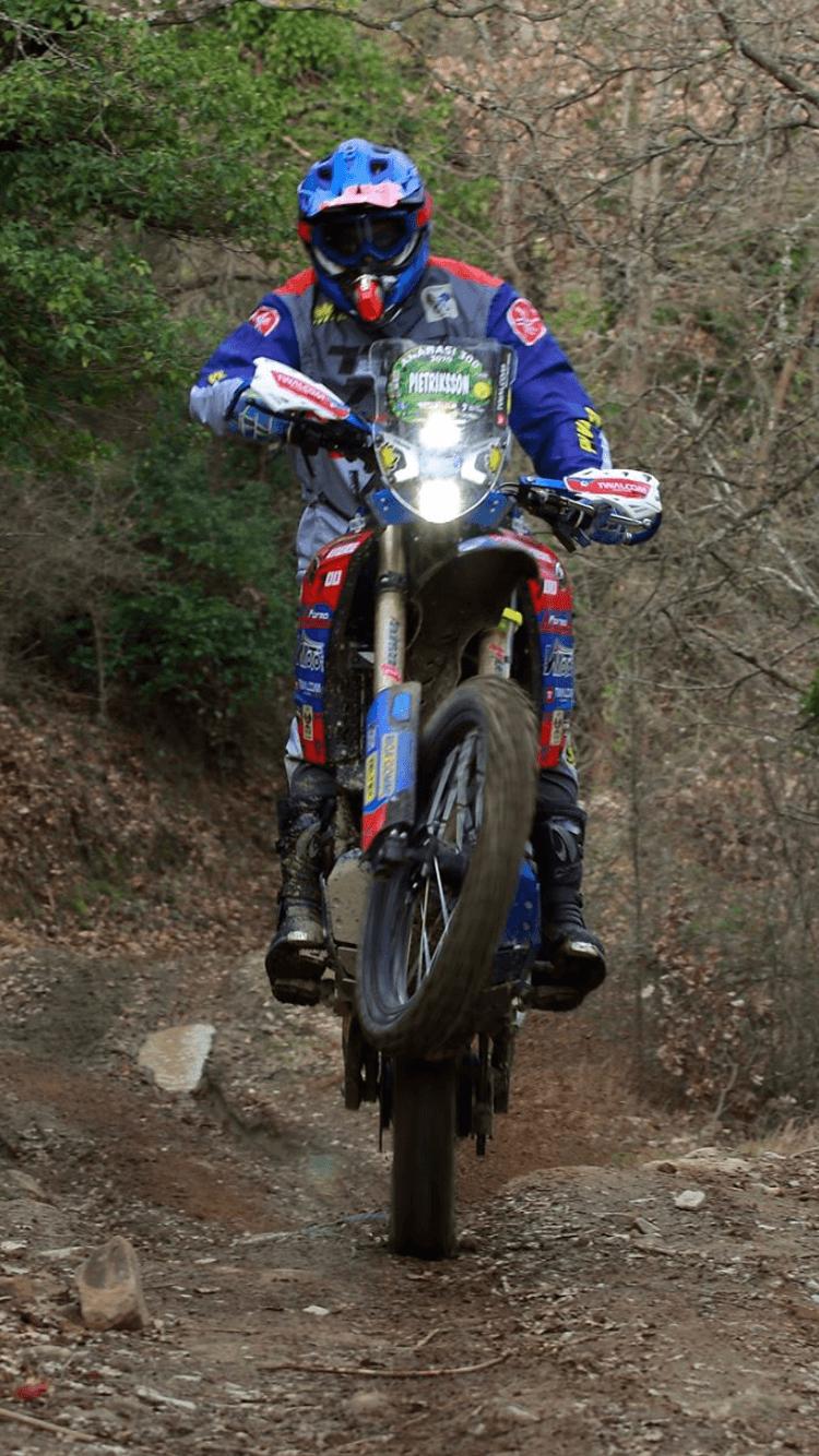 Come nasce la nostra Yamaha Tenere' 700 Twin Team 2.0