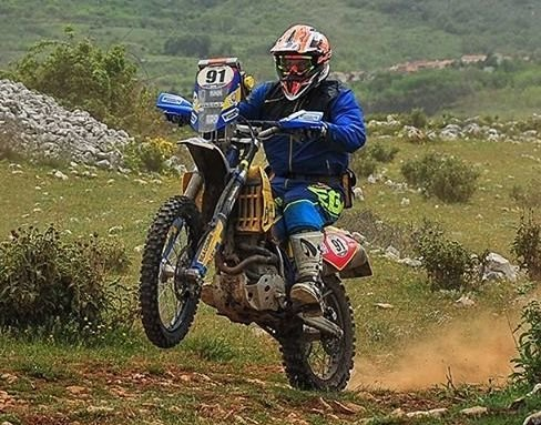 HUSABERG OLD PASSION