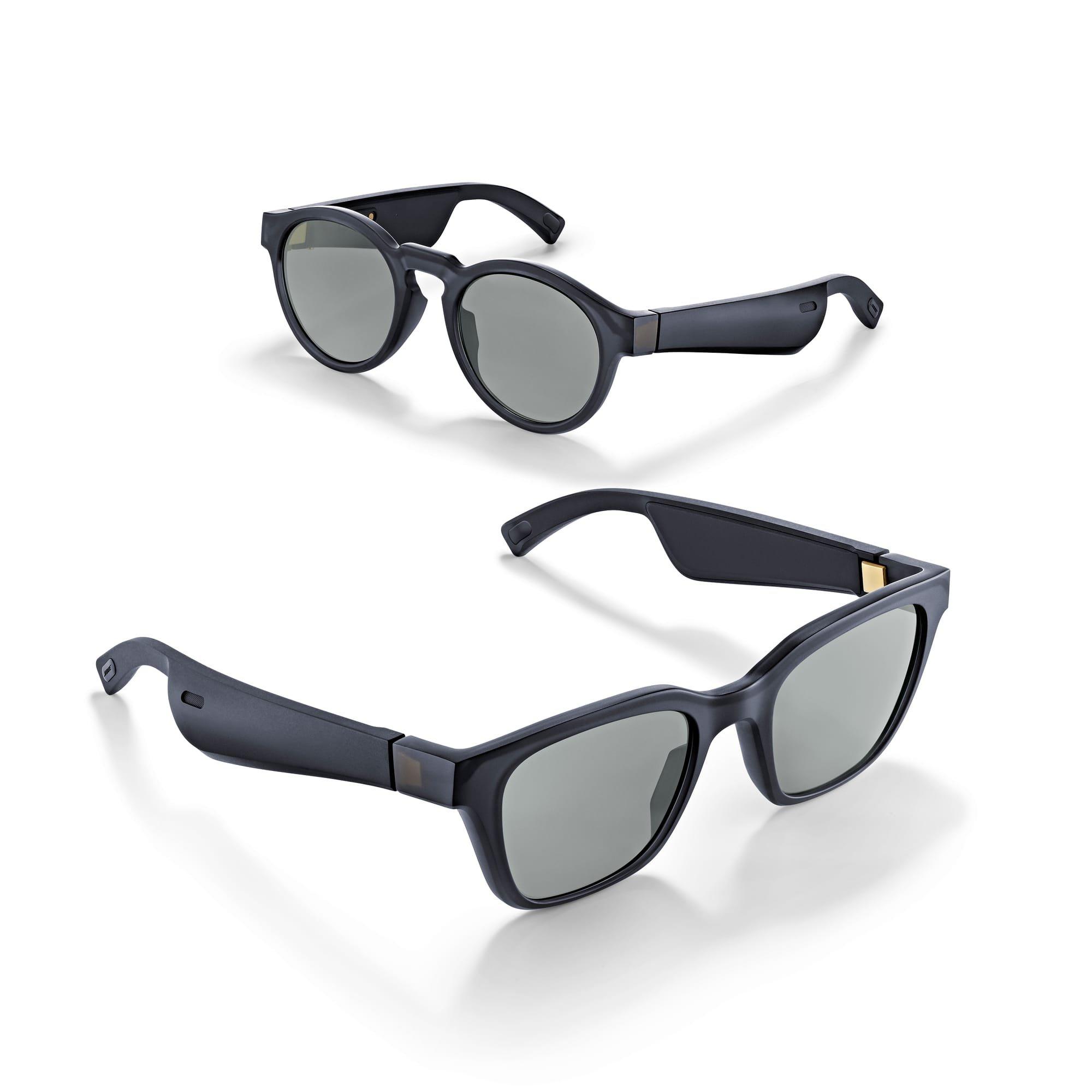 Bose Frames, Alto and Rondo models.
