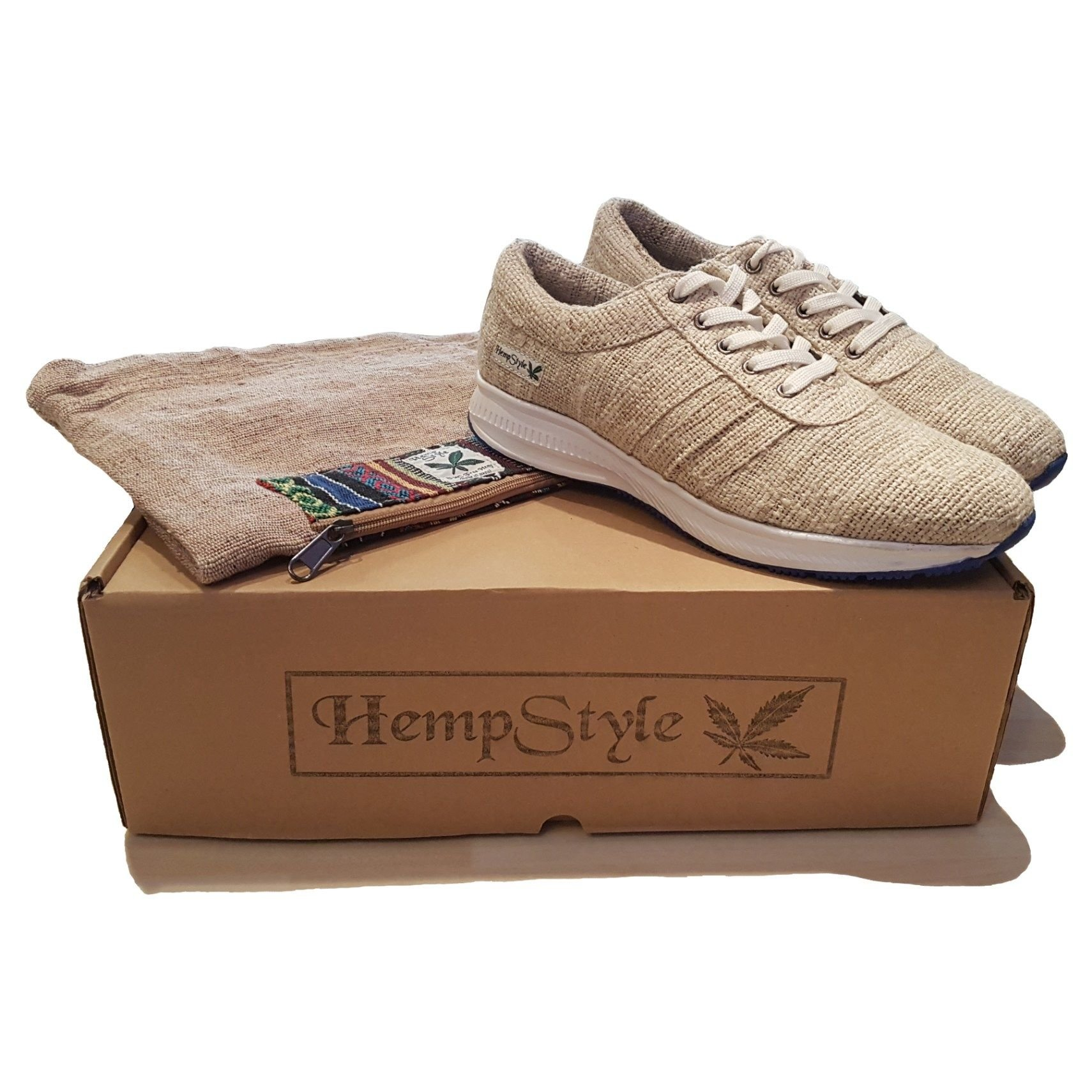 Hemp trainers