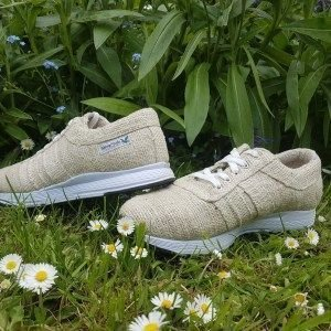Durable Hemp Trainers