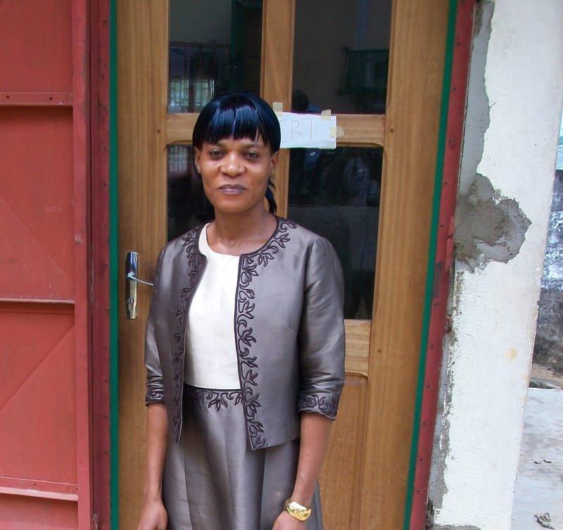 Mme Gloria Patricia MONGO