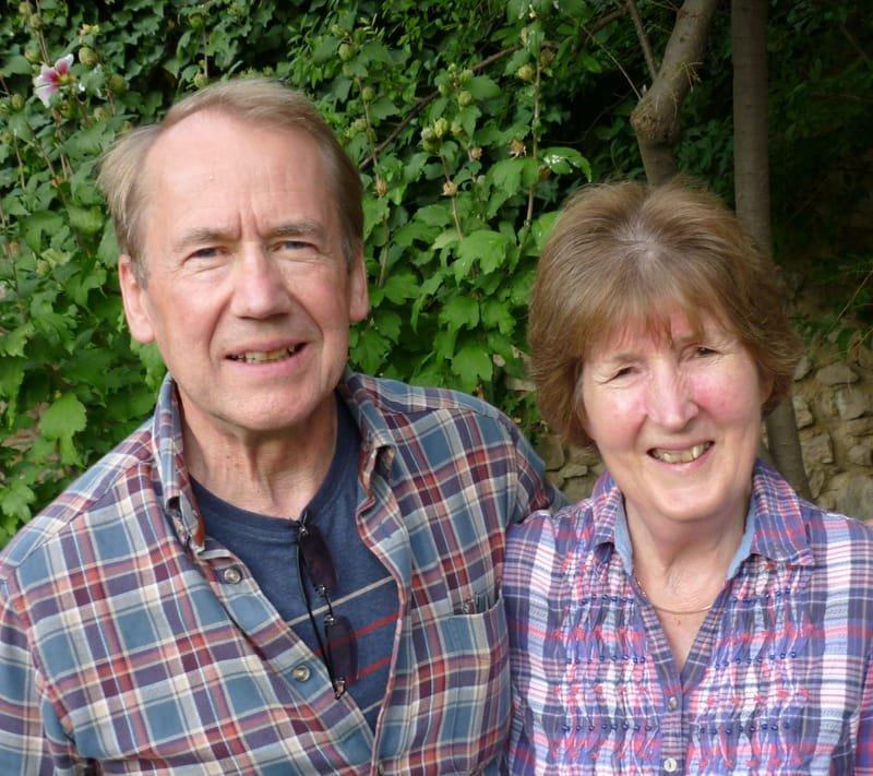 Tony and Val Neal