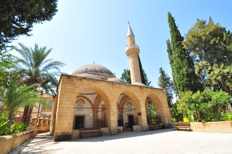 ARABAHMET CAMİİ (LEFKOŞA)