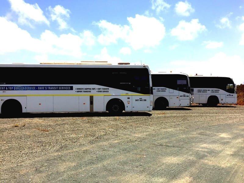 53-57 seater Coaches