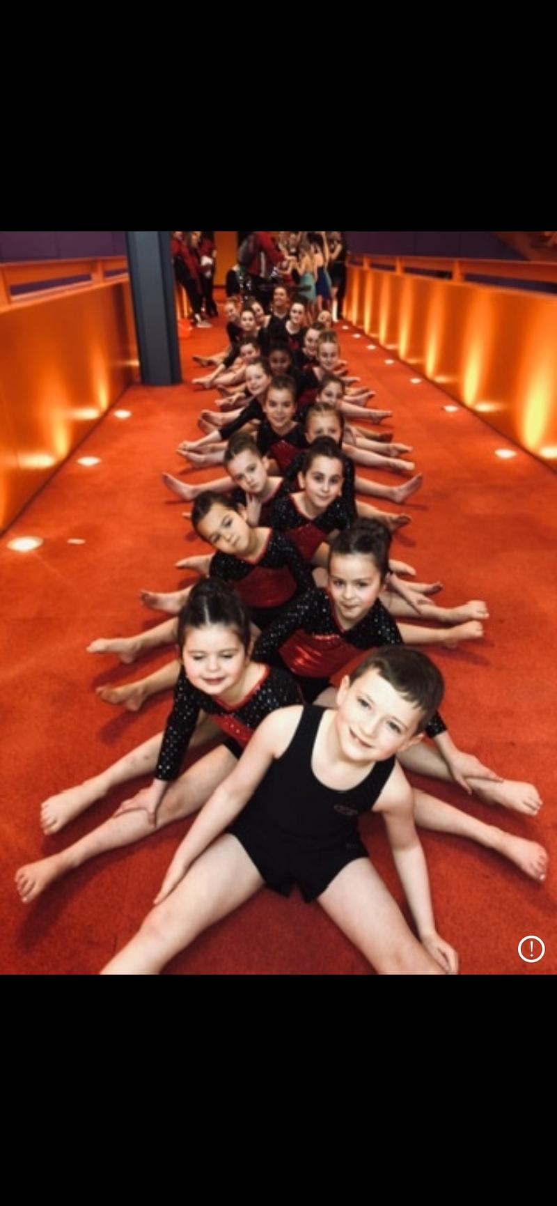 GymFusion Dance Class