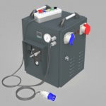 W160 BUTT WELDING MACHINE CONTROL UNIT