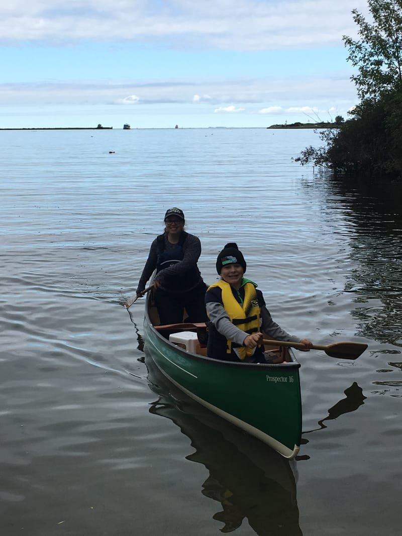 ORCKA Basic Canoeing Level 3
