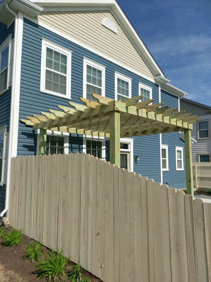 Pergola & Outdoor Wood Structures