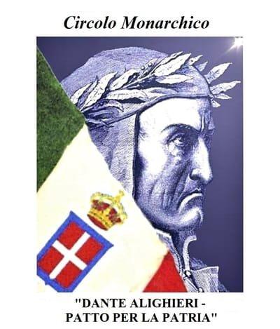 """CIRCOLO MONARCHICO """"DANTE ALIGHIERI"""""""