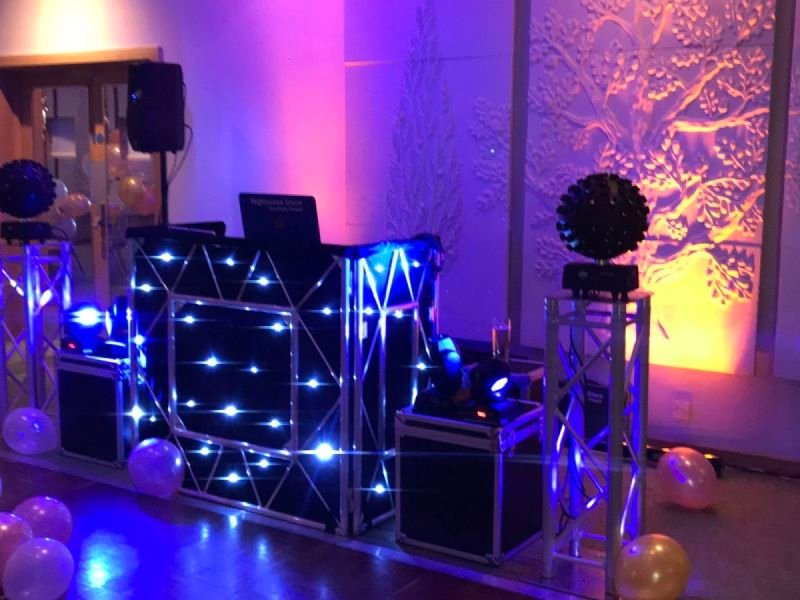 Modern Style Disco Package