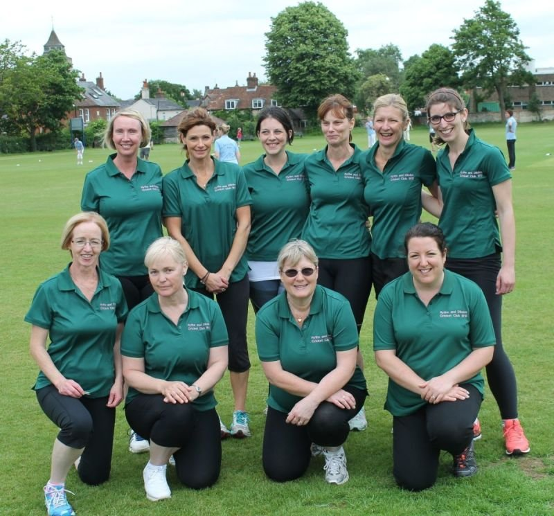 Ladies Cricket