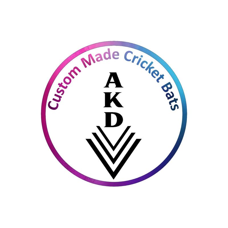 AKD Custom Made Cricket Bats