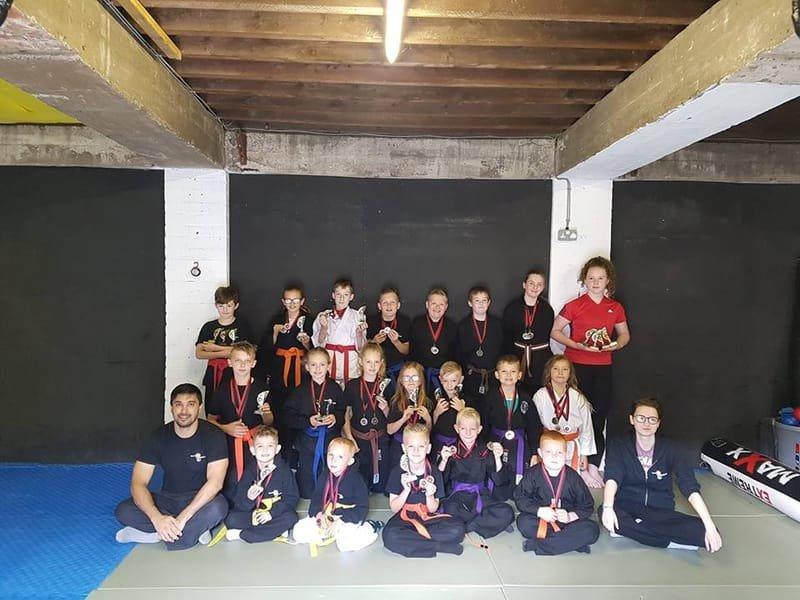 SK Cobras Martial Arts - Childrens