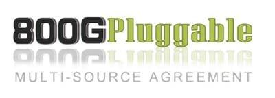 800G Pluggable MSA
