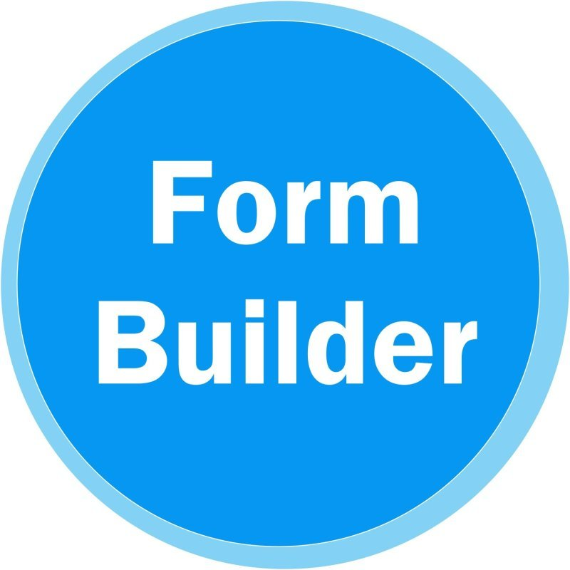 Custom Website Form Builder
