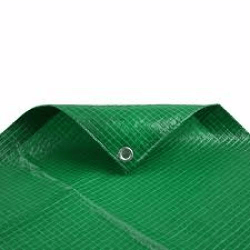 Lona de polietileno leve verde