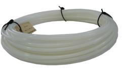 Tubo de polietileno natural