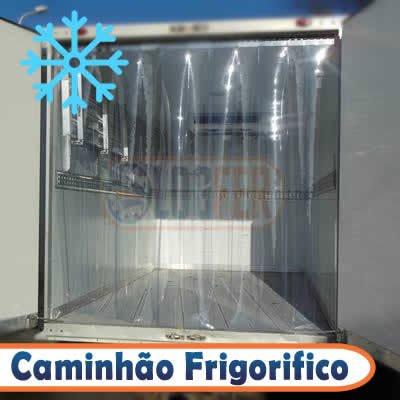 cortina de pvc para camara fria