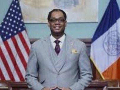 Council member Robert E. Cornegy
