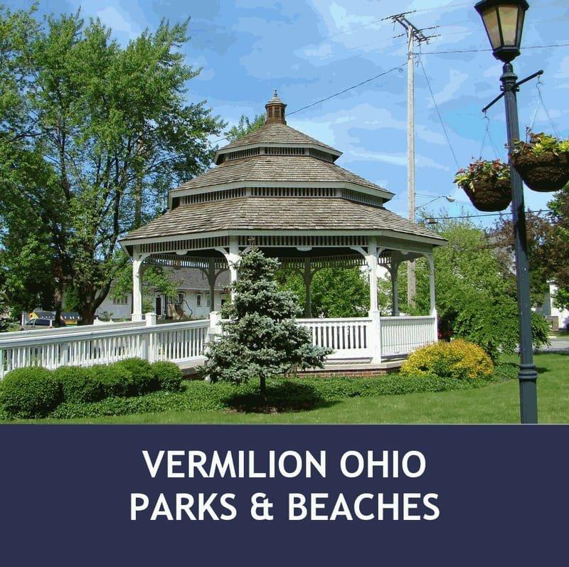 Vermilion Parks & Beaches