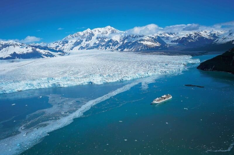 June 17-24, 2022: Alaska Cruise + Denali National Park
