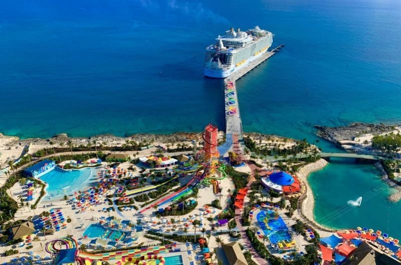February 22-26, 2021: Nassau, Bahamas & Coco Cay