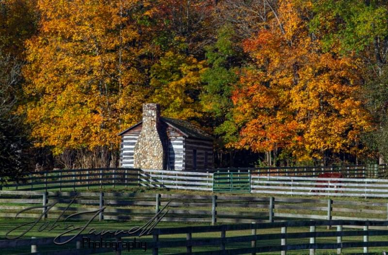 Hale Farm and Villiage in Fall