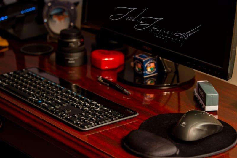 Memories of my Desk