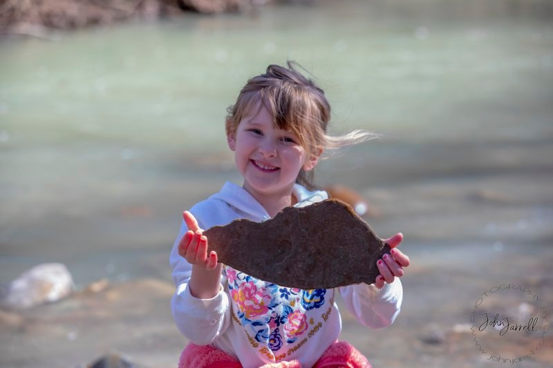 Look at this Rock