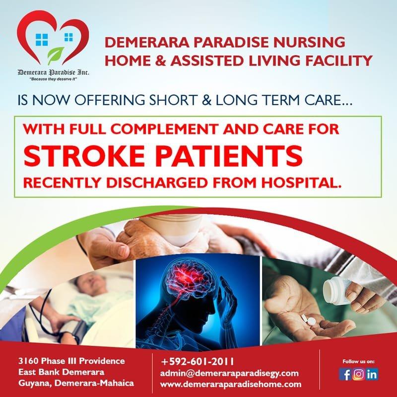 Stroke Rehabilitation and Care