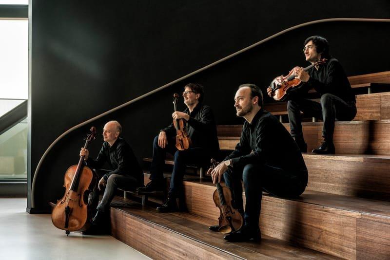 Quatuor DANEL et et Ludmila BERLINSKAIA piano