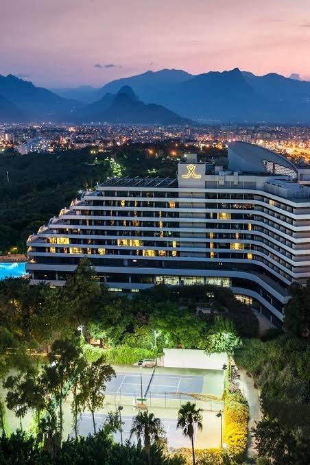 فندق ريكسوس داون تاون انطاليا
