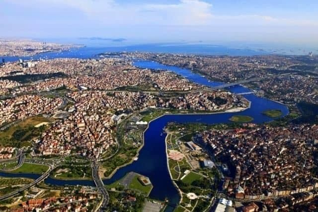 جولة سياحية في القرن الذهبي اسطنبول