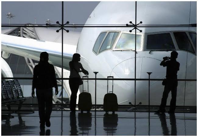 استقبال وتوديع من والى المطار في طرابزون