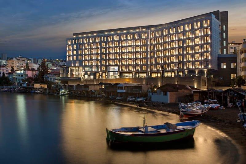 اشهر 10 فنادق في الشمال التركي