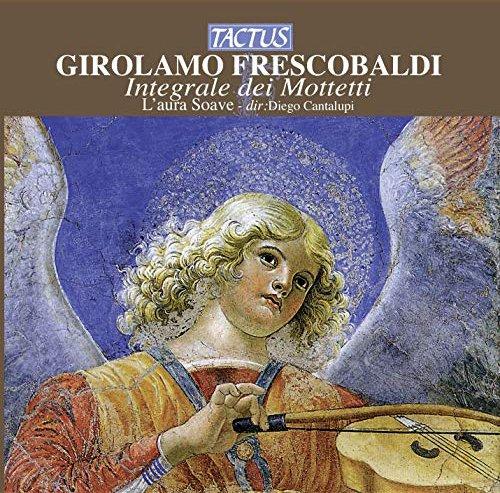 Girolamo Frescobaldi, Liber secundus sacrarum modulationum
