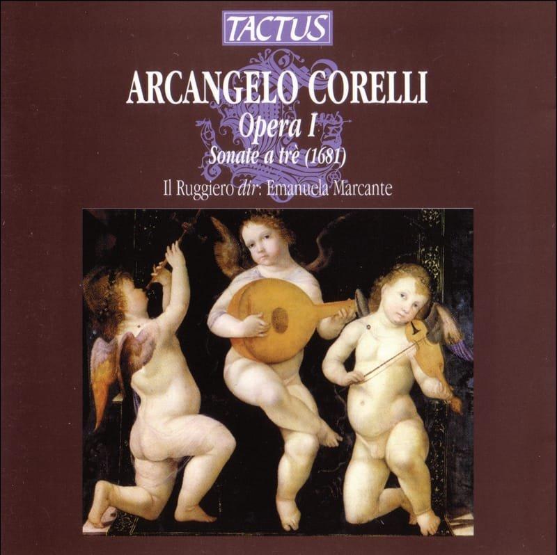 Arcangelo Corelli, Sonate a tre op. I