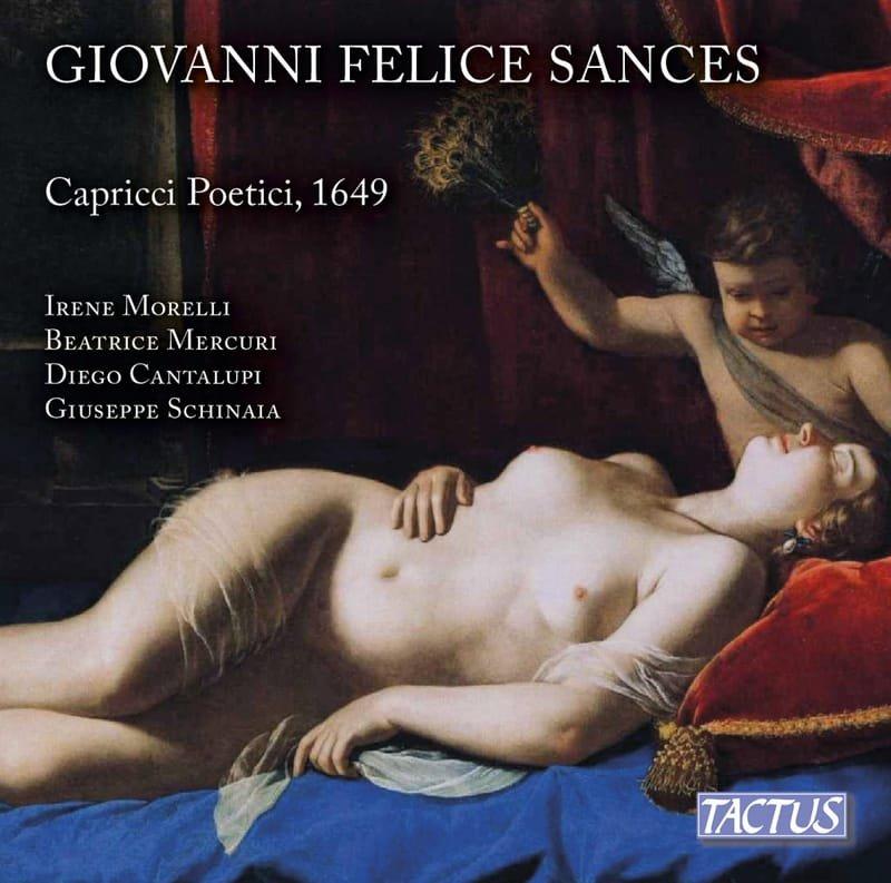 Giovanni Felice Sances, Capricci Poetici