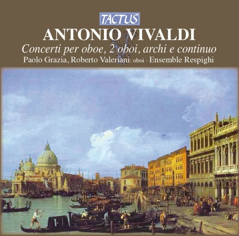 Antonio Vivaldi, Concerti per oboe - vol II