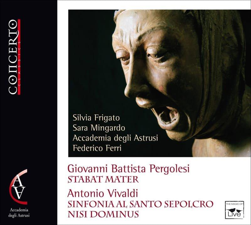 Pergolesi / Vivaldi: Stabat mater