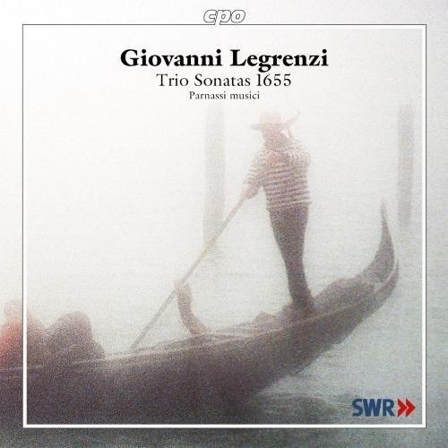 Giovanni Legrenzi, Triosonatas
