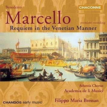 Benedetto Marcello, Requiem