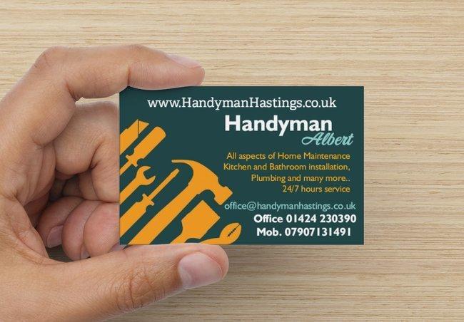 Handyman Albert