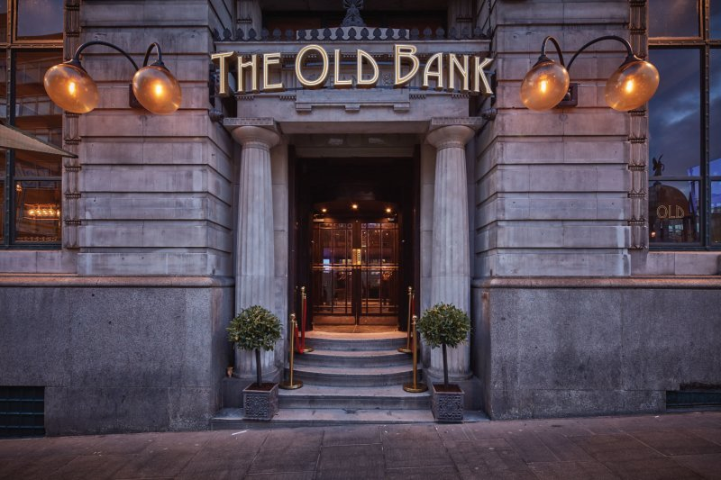 The Old Bank - Restaurant