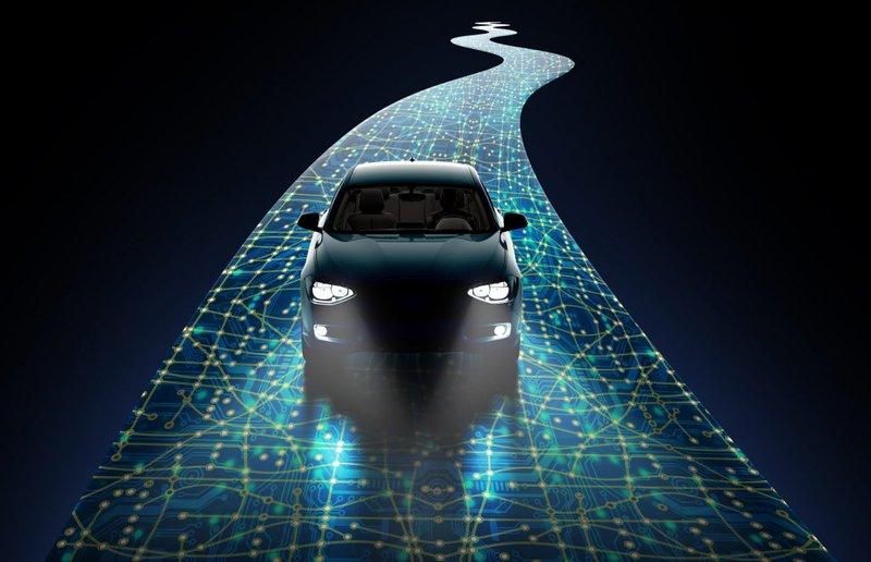 Development and Testing of Autonomous Vehicle in Real (non-optimal) Driving Conditions.