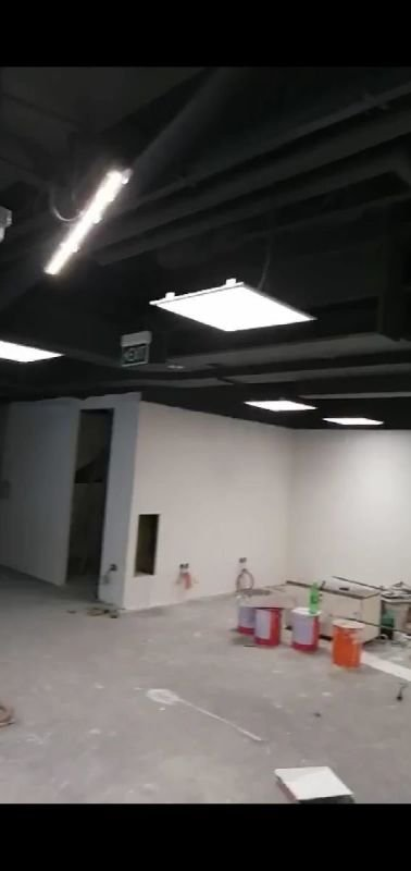 NEW OFFICE SPACE WIRING WORK