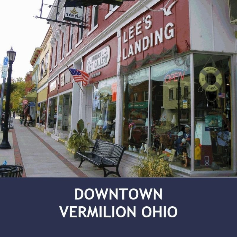 Downtown Vermilion
