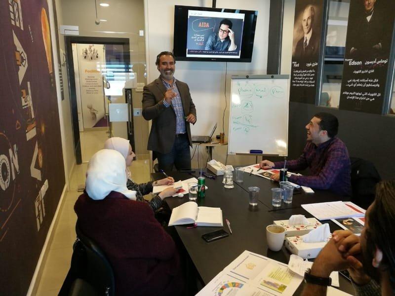 قاعات وخدمات لوجستية للتدريب والاجتماعات والفعاليات المختلفة